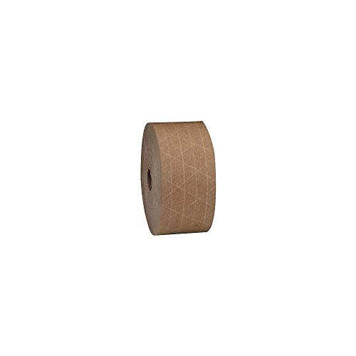 Staples 468231 Standard Grade Paper Packaging Tape 2.8-Inch X 125 Yds Brown 1/Roll