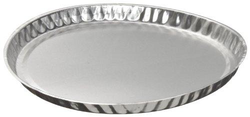 Heathrow Scientific HD14522 - Platillo para pesar (aluminio, diámetro exterior x altura: 101 x 8 mm, 50 unidades)