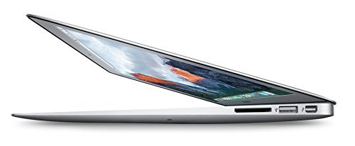 "Apple MacBook Air 13"" (Early 2015) - Core i5 1.6GHz, 4GB RAM, 128GB SSD (Swedish Keyboard) (Renewed) 4"