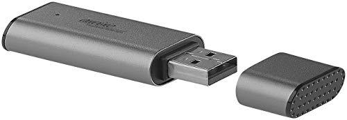 auvisio Aufnahmegerät: Digitaler Voice Recorder, geräuschaktivierte Aufnahme, 90 Std, 8 GB (Aufnahmegerät Spionage)