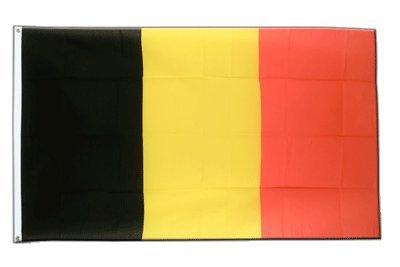 Belgien Flagge, belgische Fahne 90 x 150 cm, MaxFlags®