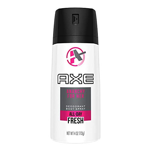 Axe Daily Fragrance Anarchy for Her 4 oz (Pack Of 3) Packaging May Vary