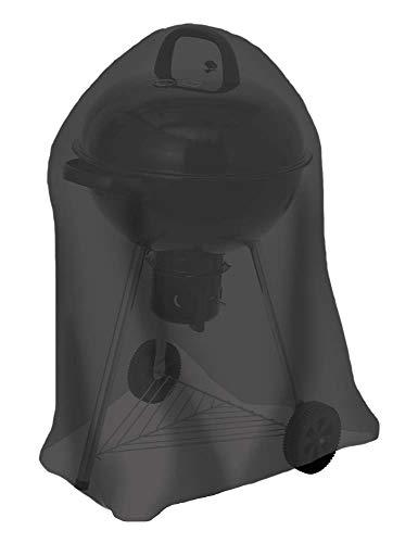 Tepro 8101Grande Universal eléctrica Barbacoa Cubierta–Negro