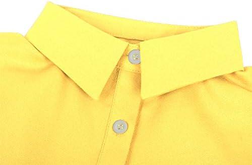 styleBREAKER Cuello de Blusa de Mujer con Tapeta de Botones Monocolor, Cuello para Blusas y jerséis 08020004