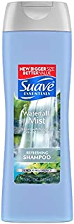 Suave Essentials Waterfall Mist Shampoo 12 oz (2 Pack)