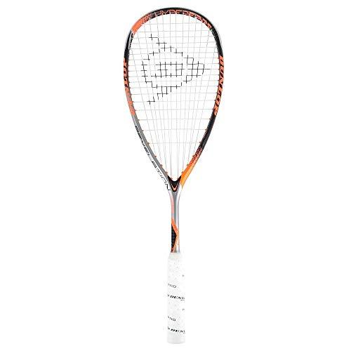 DUNLOP hyperfibre + revelación 135Raqueta de Squash