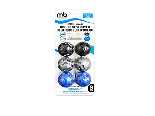 Moneysworth & Best Boot & Shoe Freshener Balls (6 Pack)