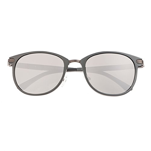 Breed Orion Polarisierte Herren-Sonnenbrille, BSG020GM, BSG020GM