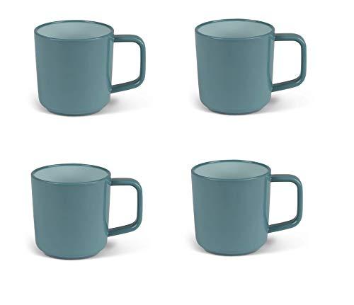Kampa Dometic Aqua 4-teiliges Tassen-Set