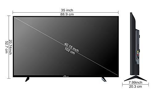 Skywall 101.6 cm (40 inches) Full HD LED Smart TV 40SWFHS (Black) (2021 Model)