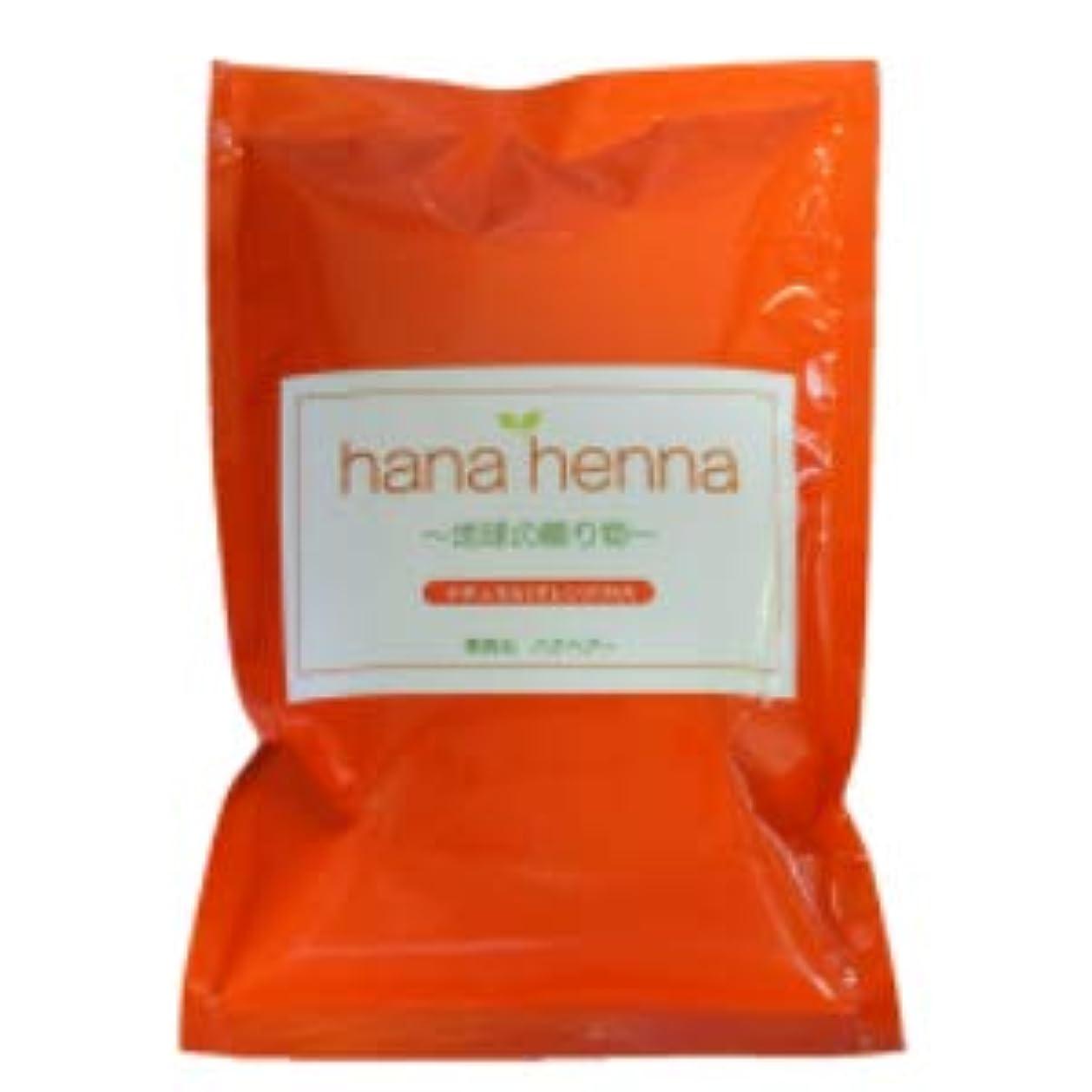 伝統的盆オデュッセウスhana henna ハナヘナ ナチュラル(オレンジ)100g