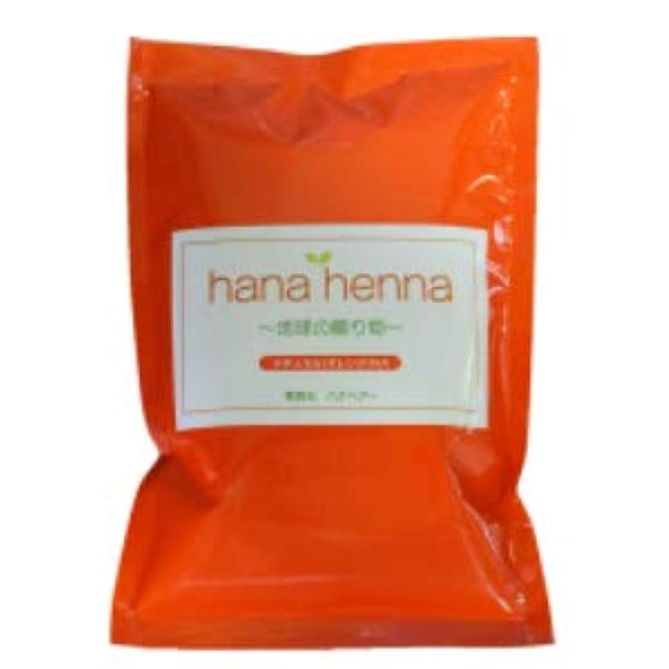 農村側面灌漑hana henna ハナヘナ ナチュラル(オレンジ)100g