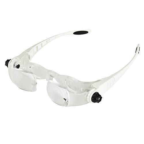 IGPG Nieuwe multifunctionele glazen vergrootglas, multi-verstelbaar, PXM HD lens/horloge reparatie Graveren Lezen Op lange afstand bekijken Bescherm uw ogen
