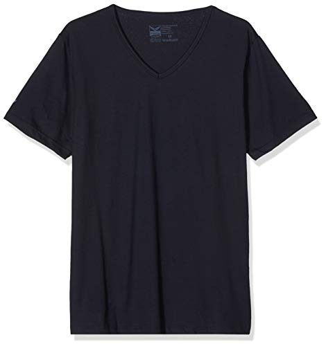 Trigema Herren 639203 T Shirt, Blau (Navy-c2c 546), XXL EU