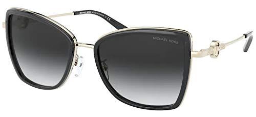 Michael Kors CORSICA MK 1067B BLACK/GREY SHADED 55/18/140 Damen Sonnenbrillen