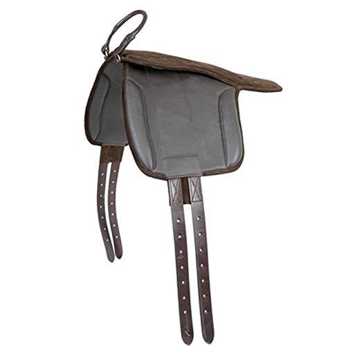 Pony de Silla de Montar Caballo de Silla Ecuestre Desnudo de una Silla de Resistencia de una Silla arnés hípicos West Cross equitación de Campo sólida y Estable Duradero