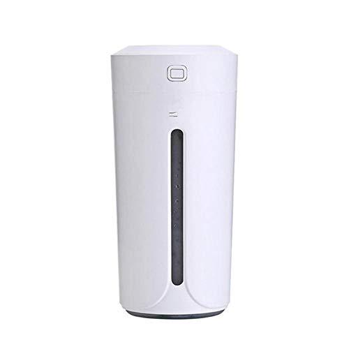dongzhifeng Humidificateur à ultrasons Tasse diffuseur purificateur purificateur Blanc