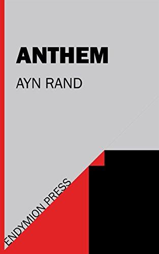 Amazon Com Anthem Ebook Ayn Rand Kindle Store