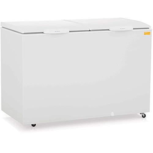 Freezer Horizontal GHBS-410 2 Portas Gelopar 220v