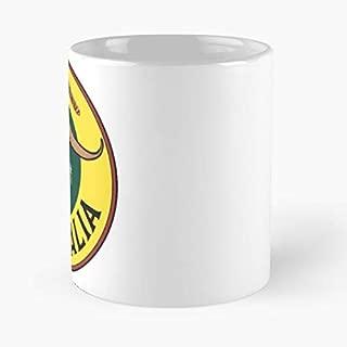 - Morning Coffee Mug Ceramic Novelty Holiday 11 Oz