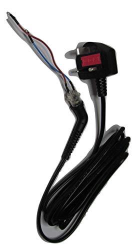 Cable de alimentación de repuesto GHD MKV 5.0/5.0 Gold / 5.0 Max / 5.0 MS SIRIUSHAIR® con conector
