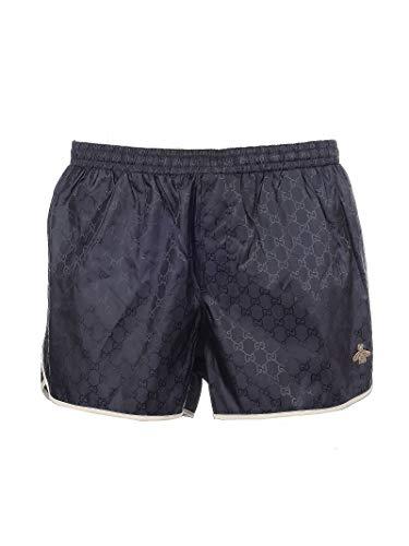 Luxury Fashion | Gucci Heren 410571XR8984824 Zwart Polyester Badpakken | Lente-zomer 20