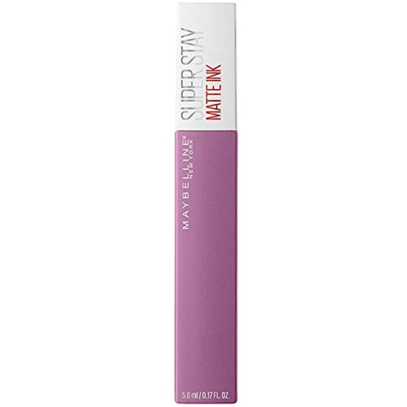 レーダー辛なスペード[Maybelline ] メイベリンSuperstayマットインク100哲学者 - Maybelline Superstay Matte Ink 100 Philosopher [並行輸入品]