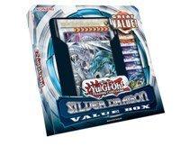 YU-GI-OH! Silber Dragon Wert Box (Saga von Blue-Eyes White Dragon Structure Deck & 6Booster Packungen & Jumbo Karte)