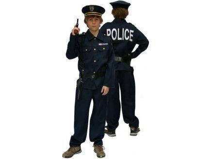 Lively Moments Polizeikostüm für Kinder Gr. 140