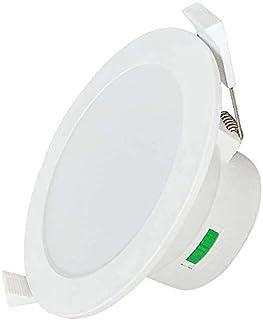 ZEYUN Luces Focos LED Empotrables Lamparas de Techo Downlights LED 10W, blanco cálido + blanco neutro + blanco frío ajusta...