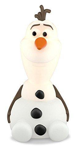 Philips Disney Frozen Olaf LED Nachtlicht, weiß 717680816