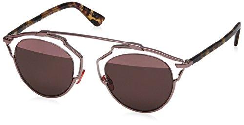 Dior Diorsoreal 8R Occhiali da Sole, Nero (Pink), 48 Donna