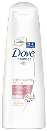 Dove Hair de NUTRI brillo Champú 250ml, 6unidades (6x 250ml)