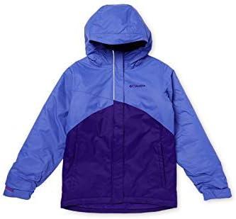 Columbia Girl 86 Overlook Slope Winter Parka Ski Winter Coat Jacket Crash Out