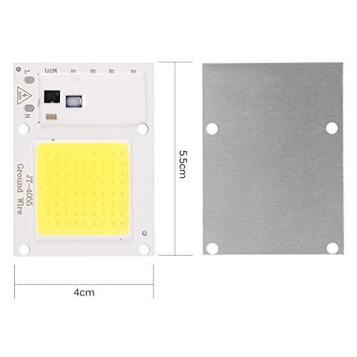 Blingbin LED COB Chip de Alta Potencia súper Brillante Intensidad SMD componentes emisor de luz diodo Bombilla lámpara Perlas iluminación DIY