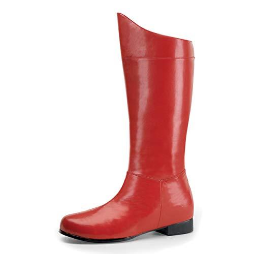 Higher-Heels Funtasma Superhelden-Stiefel Hero-100 rot 48 bis 49