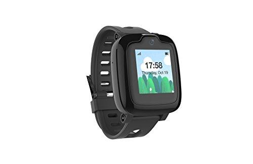 Smart Watch Phone für Kinder Ultimate 3G Smartwatch mit GPS-Tracker Touchscreen Kamera SOS Fernbedienung Alarm Fitness Tracker wasserdichte Handy Uhren Mädchen Jungen IP67 wasserdicht myFirst Fone S2