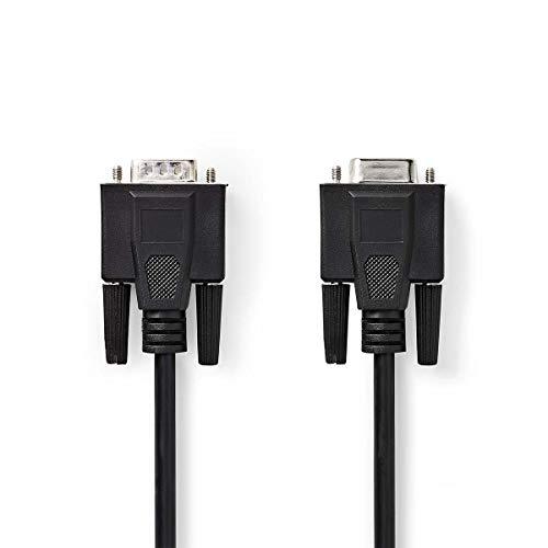 NEDIS Cable VGA Cable VGA - VGA Macho - VGA Hembra -...