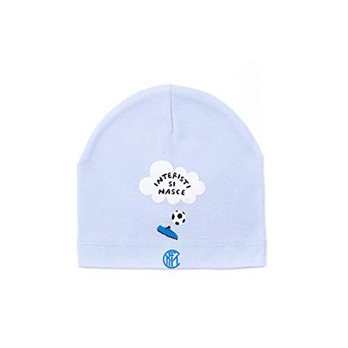 Inter GIL Infant Collection 2020 Boys Cuffietta, Bimbo, Azzurro, 3-6 Month