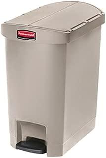Rubbermaid Slim Jim 30L/8G End-Step Step-On Waste Bin