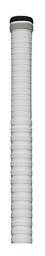 GM Dynamic Grip, Single, Unisex, Dynamic, Weiß/Schwarz/Silber, 12 inch x 1 1/8 inch Mens