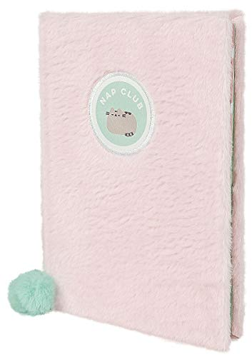 Pusheen Nap Club Unisex Notizbuch rosa Papier Fan-Merch, Katzen