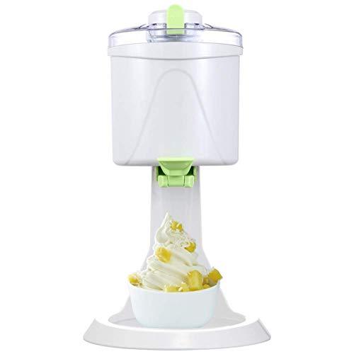Helado, máquina automática de Helados de Mini Fruit Soft Soft para el hogar eléctrico DIY Cocina HMP