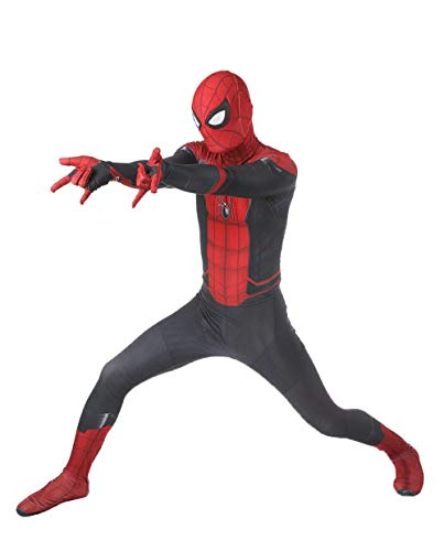 Far from Home Spider Man Halloween Unisex Adult/Kids Cosplay Costume Bodysuit