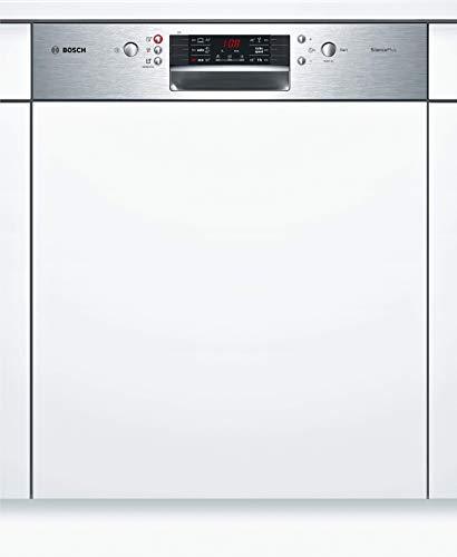 LAVAVAJILLAS INTEGRABLE 60CM. BOSCH SMI46NS01E CLASE.A++.3 BAND