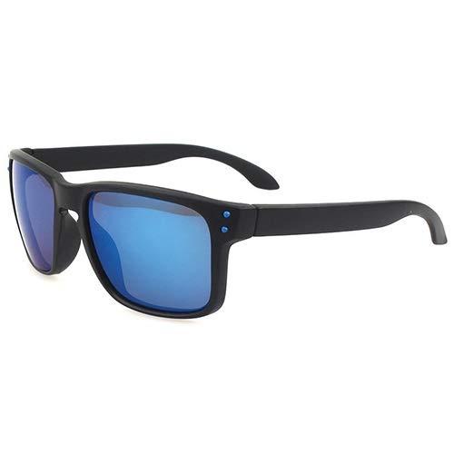JFSZZ Lentes Bici del Deporte vidrios de Ciclo Gafas de Sol al Aire Libre Pesca Correr Montar Bicicleta Eyewear MTB (Color : Not Polarized 15)