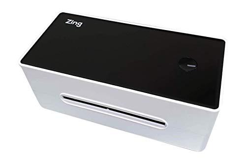 Zing® Pro Series 300 DPI Imprimante d'étiquettes thermiques directes haute vitesse et haute résolution compatible avec Amazon, Ebay, Etsy, Shopify, convient pour l'expédition