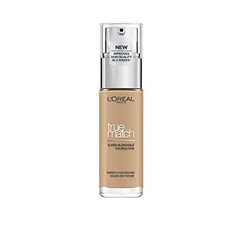 L'Oréal Paris True Match Podkład idealnie dopasowujący 3.D/3.W Golden Beige 30 ml