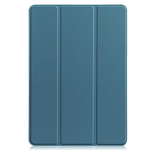 QiuKui Tab Funda para Samsung Galaxy Tab S7 11 Pulgadas, Estuche de Cuero de la Tableta Inteligente Magnético Auto Wake/Sleep Lightwight Shell Funda para Samsung Galaxy Tab S7 11Inch T870 / 875 2020