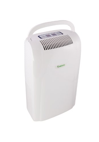 Meaco Small Home Dehumidifier 10 L - White/ Blue Trim